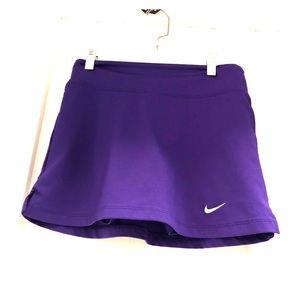 Nike Purple Skort Size Small